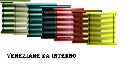 Papini dario veneziane for Veneziane da interno